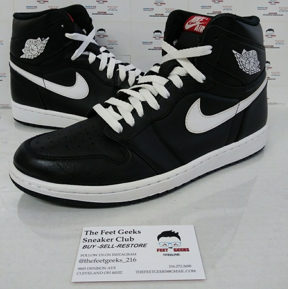 0f73246202b9b6 Nike Air Jordan 1 Yin Yang Men s Shoes Size 9.5